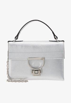 MIGNON SML FLAT XB - Bandolera - silver