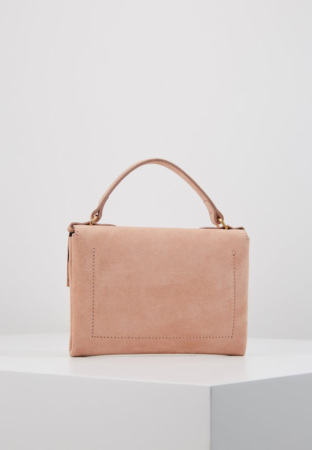 MIGNON FLAT - Handbag - new pivoine