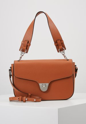 FLORENCE SHOULDER - Borsa a mano - tan