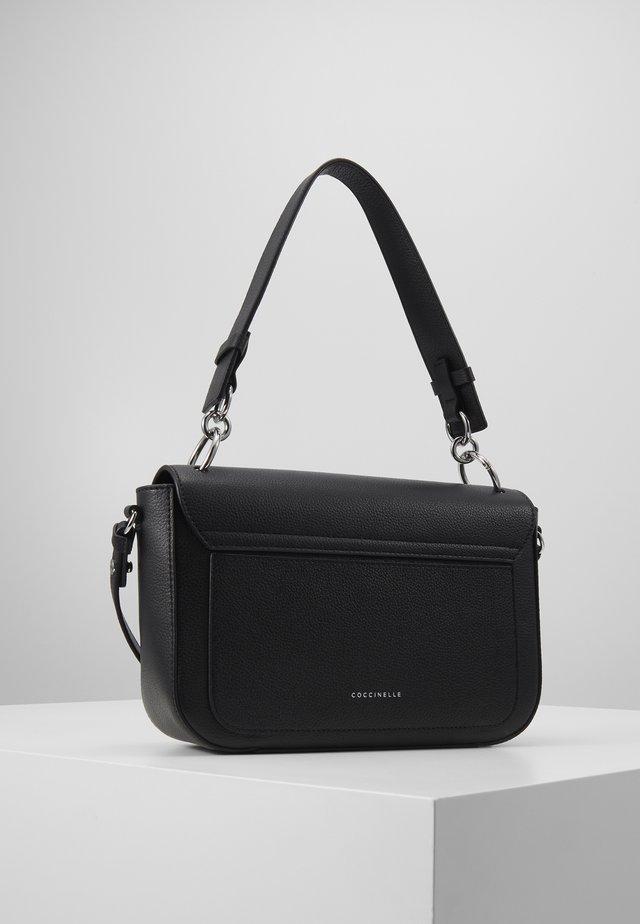 FLORENCE SHOULDER - Handtasche - noir