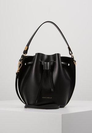 FENICE BUCKET BAG - Handbag - noir