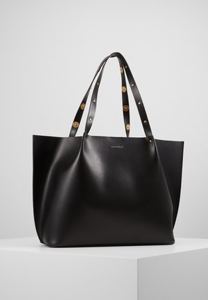 FENICE COIN DETAIL SHOPPER SET - Shopping Bag - noir
