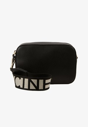 TEBE CAMERA BAG - Across body bag - noir