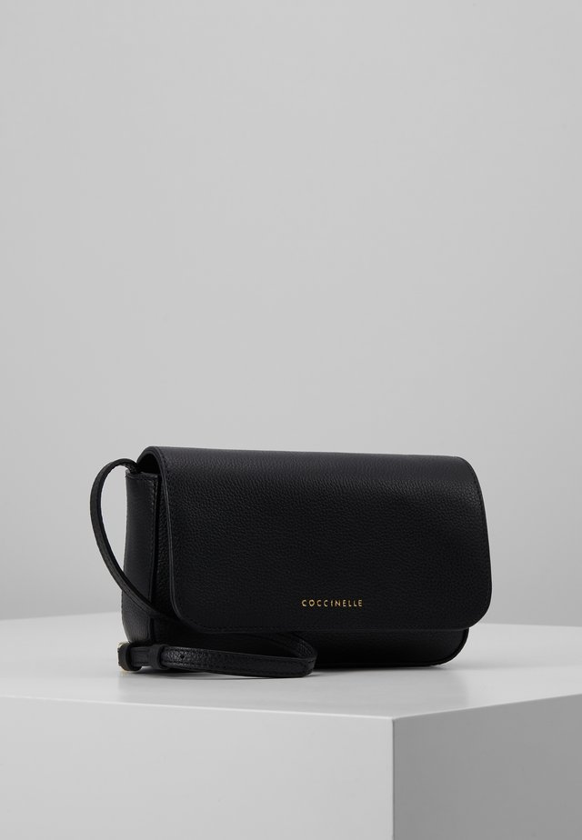 ANNETTA MINI BAG - Olkalaukku - noir