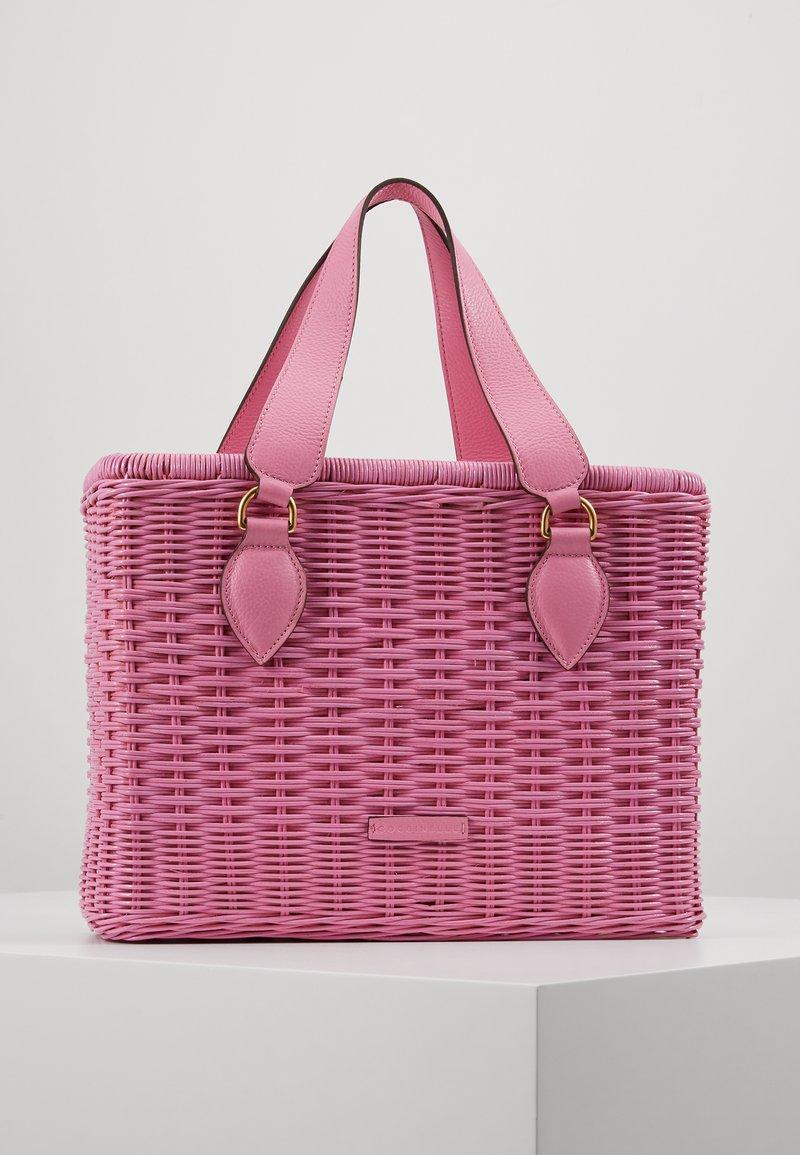 Coccinelle - BORSA  - Handbag - gum