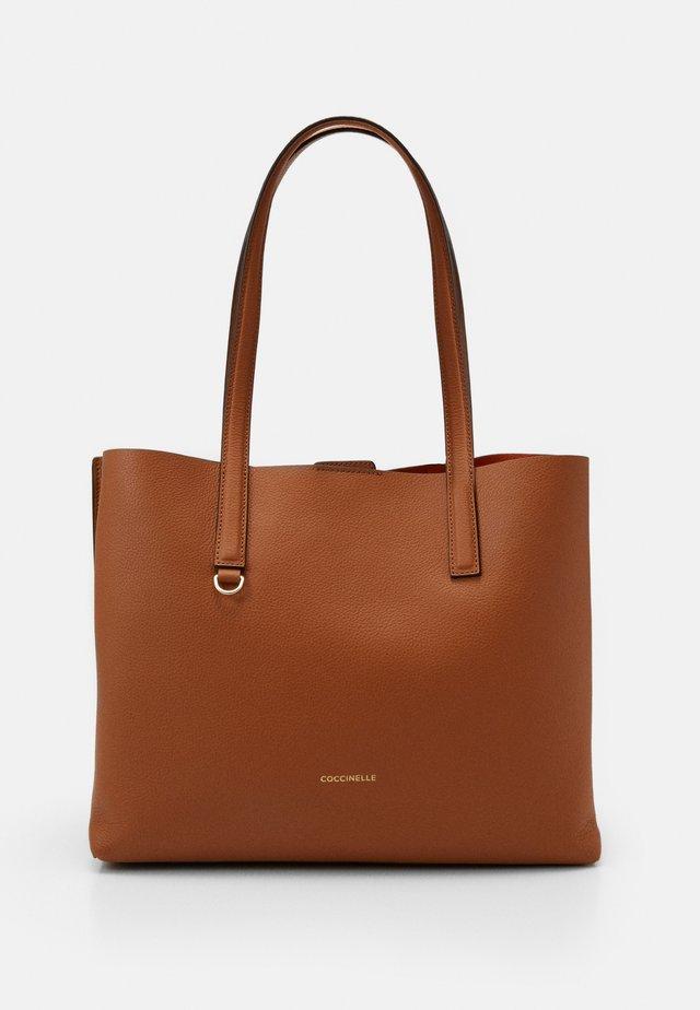 MATINEE - Shoppingveske - caramel/ginger