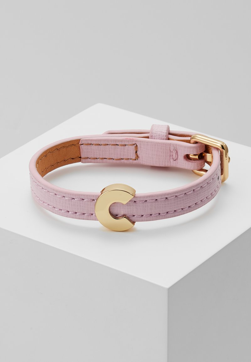 Coccinelle - LOGO - Armband - graceful pink
