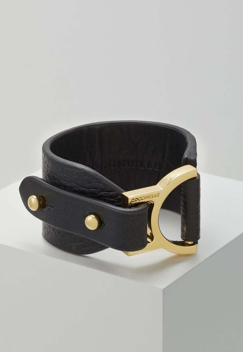 Coccinelle - ARLETTIS NARROW - Bracelet - noir