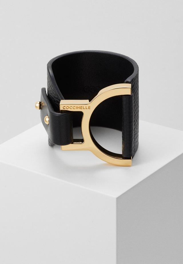ARLETTIS WIDE BRACELET - Armband - noir