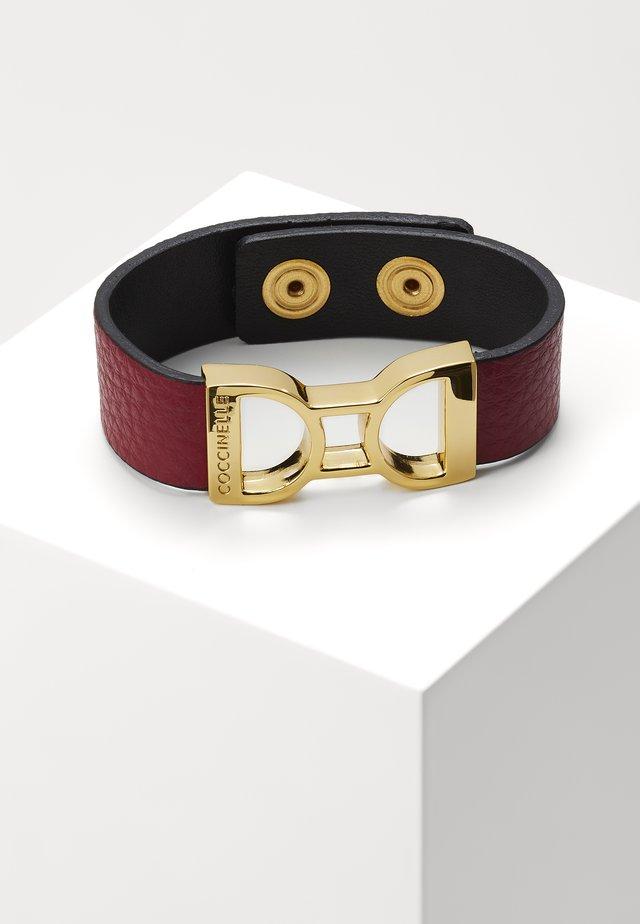 ARLETTIS RIBBON BRACELET - Armband - cherry
