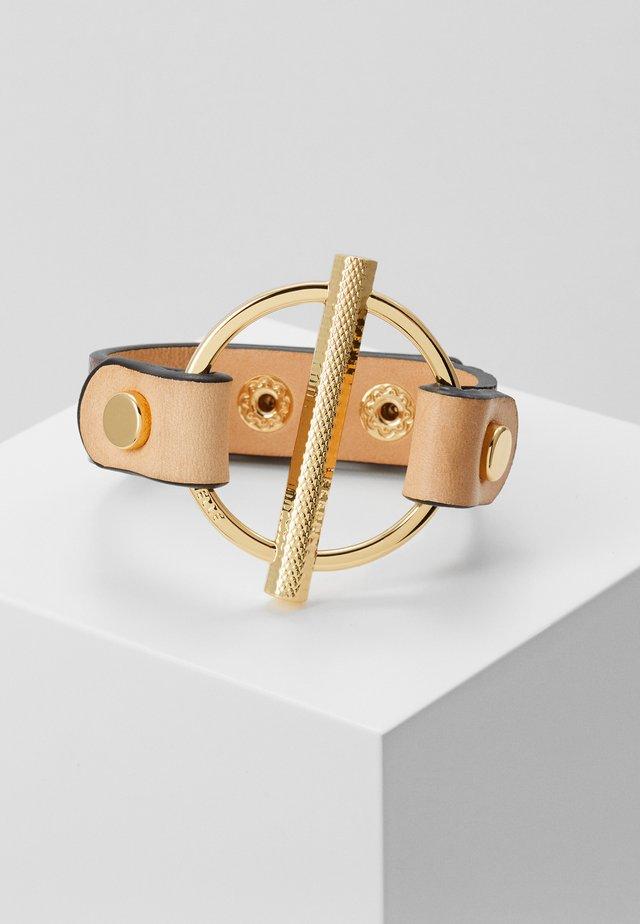 ORBIT BRACELET - Armband - marsala
