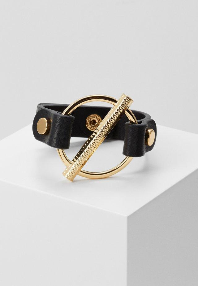 ORBIT BRACELET - Armband - noir