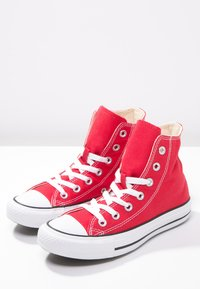 Converse - CHUCK TAYLOR ALL STAR HI  - Korkeavartiset tennarit - red - 2