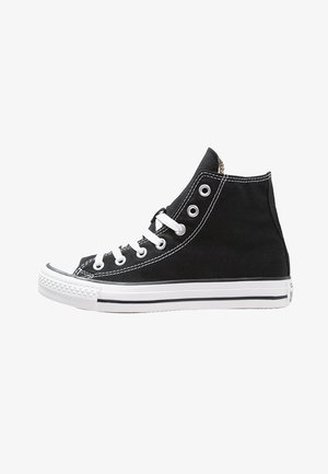 CHUCK TAYLOR ALL STAR HI - Høye joggesko - black