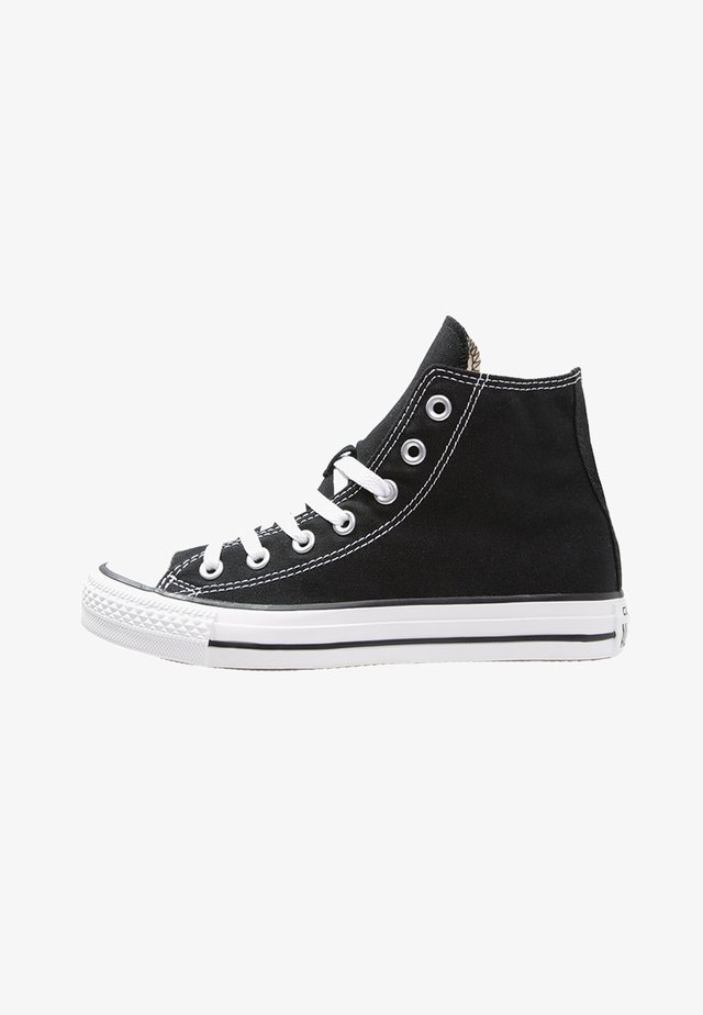 CHUCK TAYLOR ALL STAR HI - Sneakers hoog - black