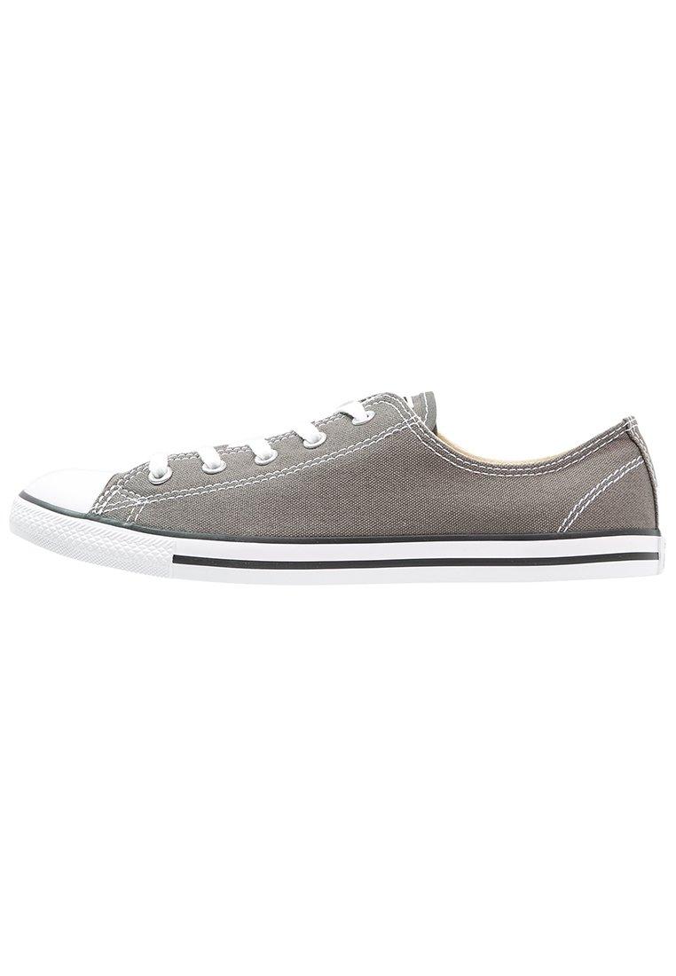 CHUCK TAYLOR ALL STAR OX DAINTY Sneakers laag gris foncé blanc