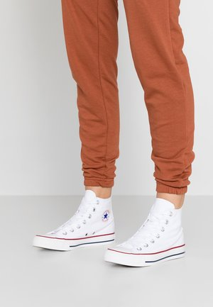 CHUCK TAYLOR ALL STAR HI - Høye joggesko - white