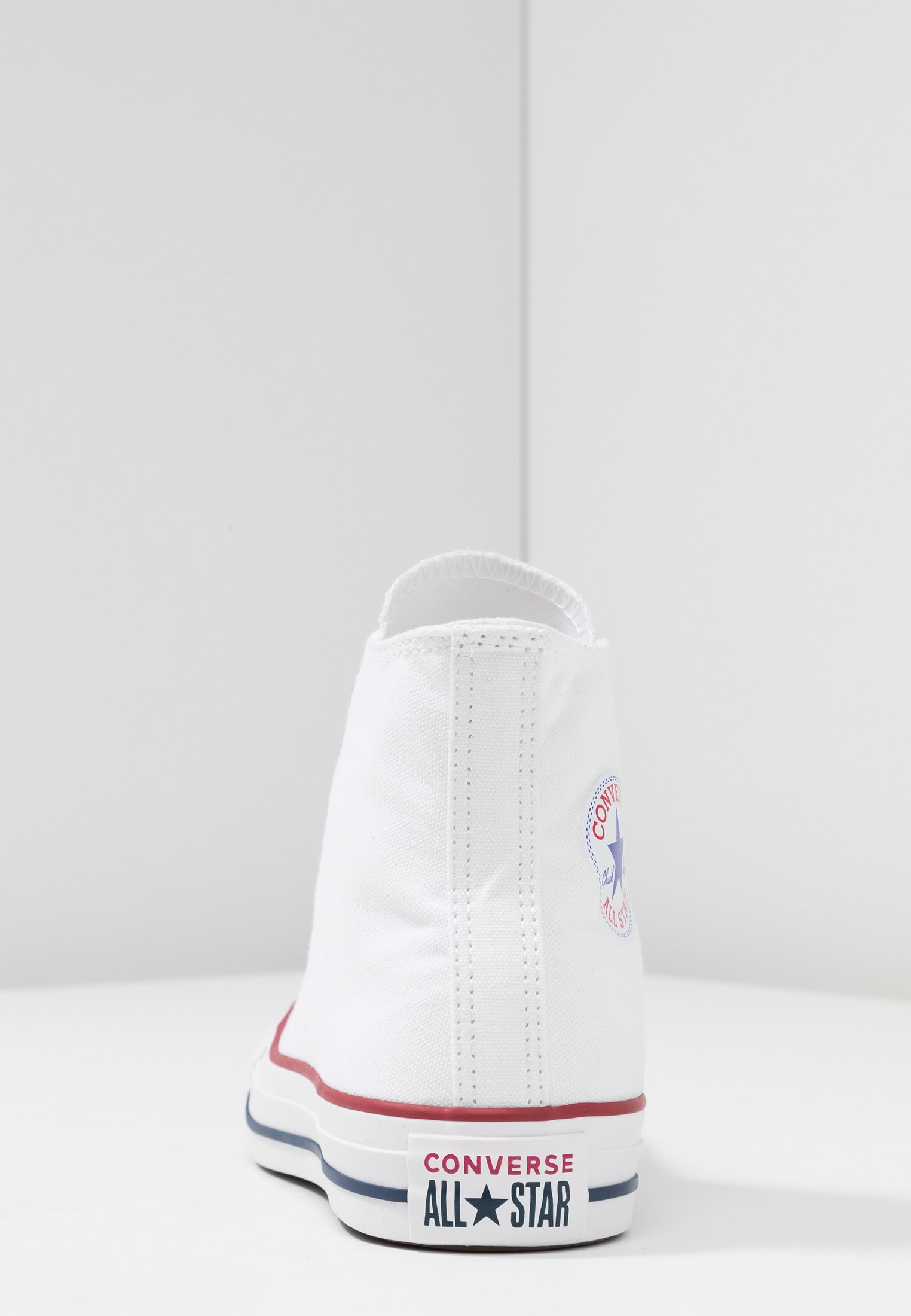 Converse CHUCK TAYLOR ALL STAR HI - Sneakersy wysokie - white