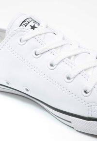 Converse - CHUCK TAYLOR ALL STAR DAINTY - Zapatillas - blanc - 6