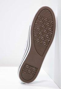 Converse - CHUCK TAYLOR ALL STAR DAINTY - Zapatillas - blanc - 5