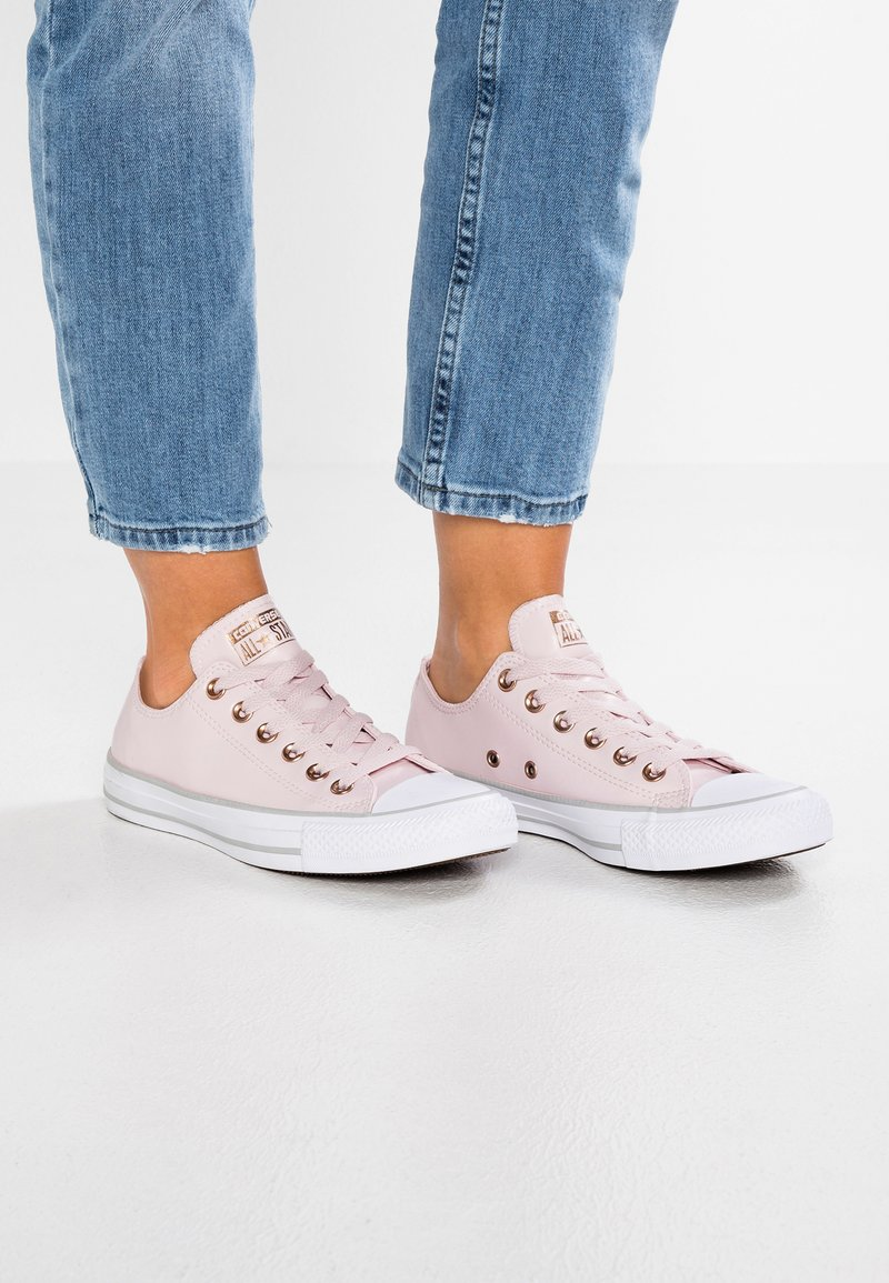 Converse - CHUCK TAYLOR ALL STAR  - Sneakers basse - barely rose/white/mouse