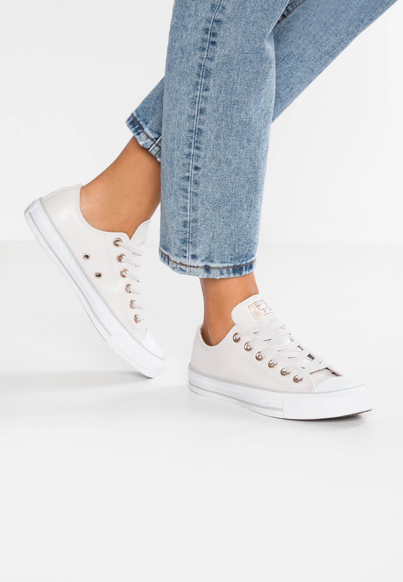 CHUCK TAYLOR ALL STAR Sneakers laag pale puttywhitemouse