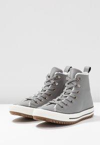 Converse - HIKER  - Sneakers hoog - mason/egret - 4