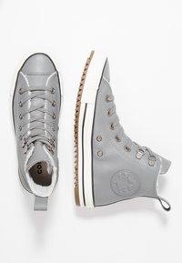Converse - HIKER  - Sneakers hoog - mason/egret - 3