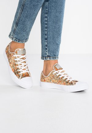 CHUCK TAYLOR ALL STAR - Trainers - gold/light gold/white