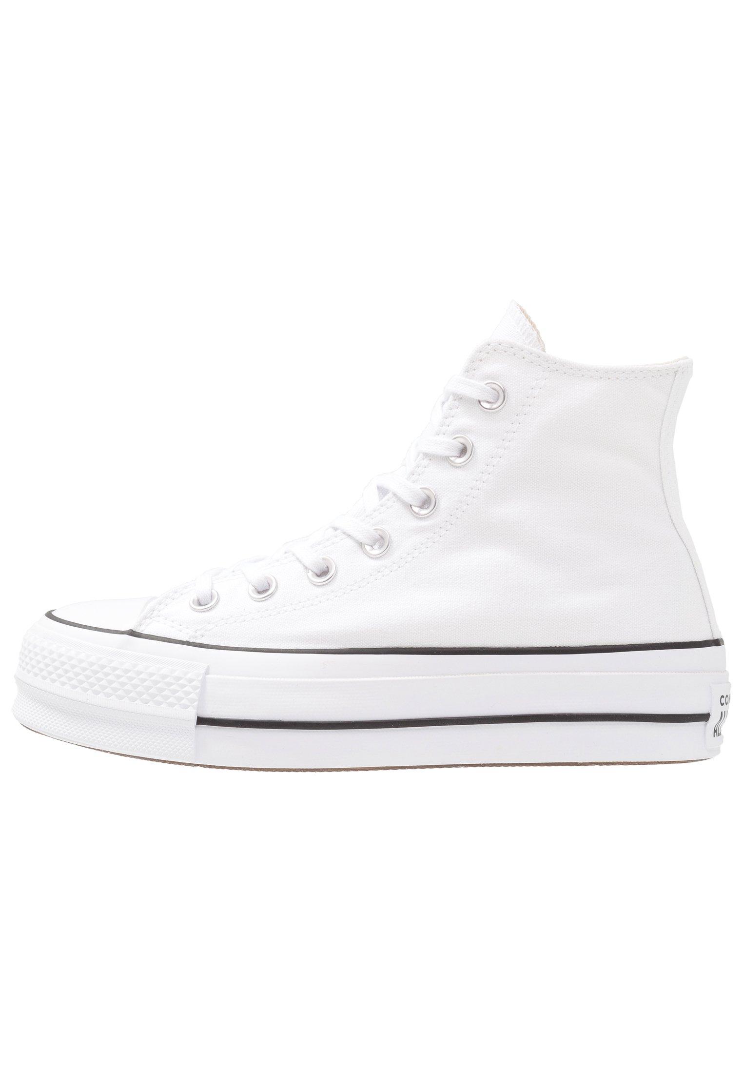 CHUCK TAYLOR ALL STAR LIFT Sneakers alte whiteblack