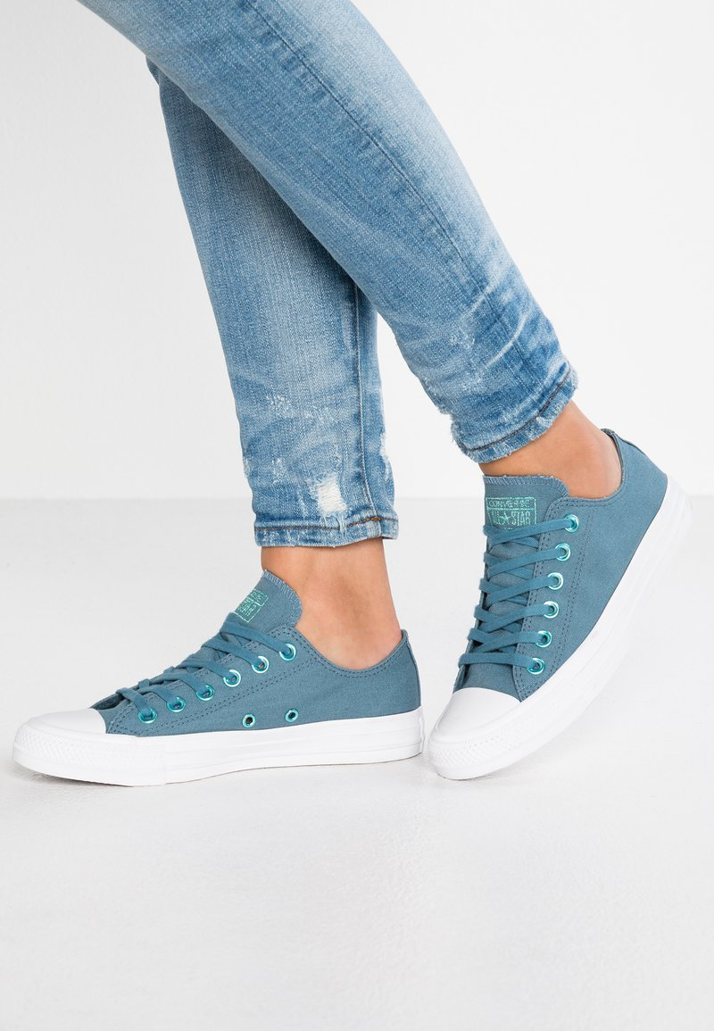 Converse - CHUCK TAYLOR ALL STAR  - Trainers - celestial teal/teal tint/white