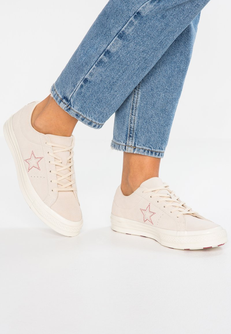 Converse - ONE STAR - Trainers - white