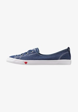 CHUCK TAYLOR ALL STAR LACE - Joggesko - indigo/white/enamel red