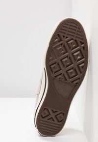 Converse - CHUCK 70 - Sneakersy niskie - particle beige/black/egret - 6