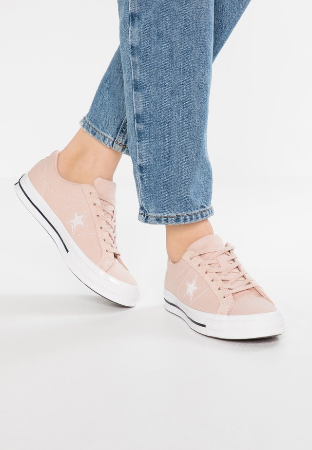 ONE STAR - Sneakers laag - particle beige/white/black