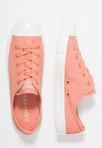 Converse - CHUCK TAYLOR ALL STAR DAINTY - Zapatillas - desert peach/particle beige - 3