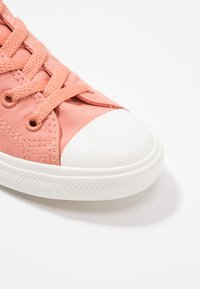 Converse - CHUCK TAYLOR ALL STAR DAINTY - Zapatillas - desert peach/particle beige - 2
