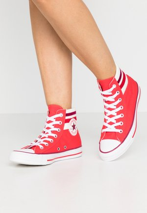 CTAS CLASSIC - Sneakersy wysokie - red