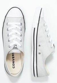 Converse - DAINTY - Sneaker low - mouse/white/black - 3