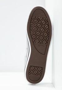 Converse - DAINTY - Sneaker low - mouse/white/black - 6