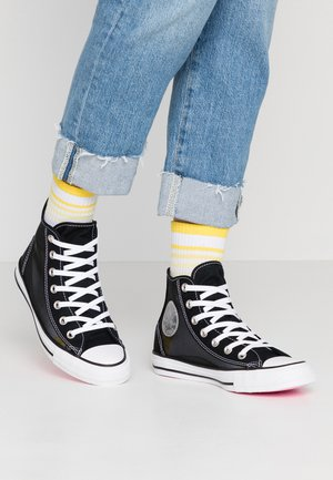 CHUCK TAYLOR  - Zapatillas altas - black/white