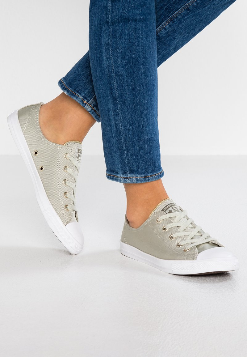 Converse - DAINTY - Sneaker low - light surplus/field surplus/light gold