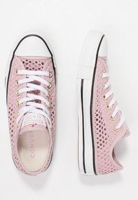 Converse - CHUCK TAYLOR  - Zapatillas - plum chalk/white/black - 3