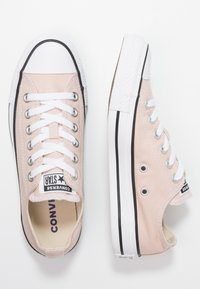 Converse - CHUCK TAYLOR - Sneaker low - particle beige - 3
