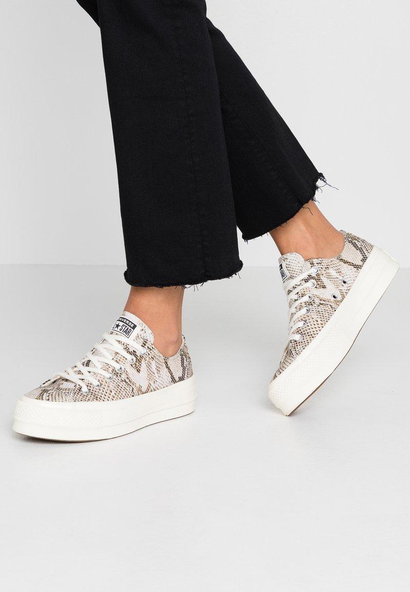 Converse - PLATFORM - Zapatillas - grey