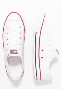Converse - CHUCK TAYLOR ALL STAR DAINTY BASIC - Sneakers - white/black - 3