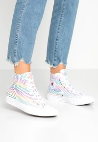 Converse - CHUCK TAYLOR ALL STAR - Sneakers alte - white - 0