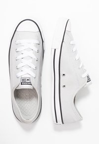Converse - CHUCK TAYLOR ALL STAR DAINTY BASIC - Sneakers - mouse/white/black - 3