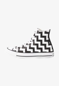 Converse - CHUCK TAYLOR ALL STAR GLAM DUNK - Baskets montantes - white/black - 1