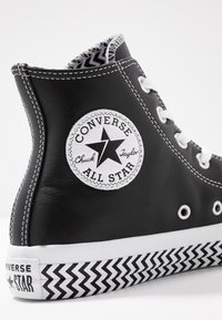 Converse - CHUCK TAYLOR ALL STAR MISSION - Baskets montantes - black/white - 2